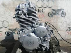 Двигатель Yamaha Serow 250 (XT250) G340E лот (117)