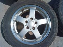 Eurodesign Germany диски R16 5*112 ET46 M-Benz VW Skoda 6j вылет 46 ЦО