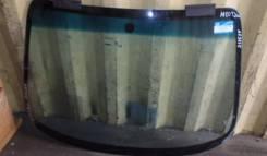 Стекло лобовое (ветровое) Chevrolet Aveo (T200) 04-06 KMK-glass термальное, синее, Стекольная, 5, переднее