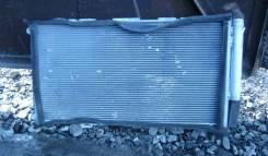 Радиатор кондиционера (конденсер) Geely MK Cross изгиб сот, б/у