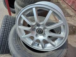 Литье R15 5*100, Volkswagen Polo, Skoda Rapid