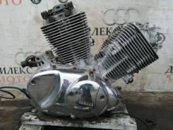 Двигатель Yamaha Virago400 26m лот 119