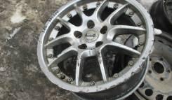 Диск колесный легкосплавный Volvo S80 Alessio R424 , R16, 5x108, EJ7.5, ET42, DIA65.1
