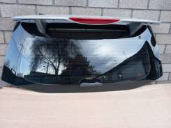 Стекло крышки багажника со спойлером на Рекстон 2010г. в.