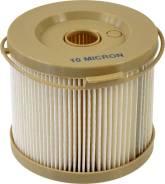 Фильтр топливный Volvo Penta 10мк