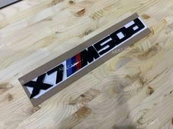 Эмблема BMW X7M50d Новая