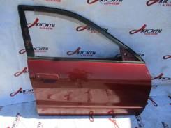 Дверь боковая Mitsubishi Galant, Legnum Rпер, правая передняя