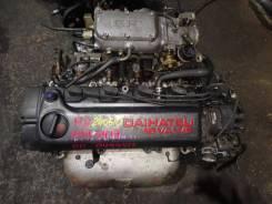 Двигатель Daihatsu HD-EP на Pyzar G301G