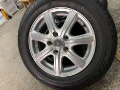 Millous R15 6j et53 5*114.3 + 205/65R15 Dunlop Enasave ec202