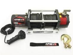 Лебедка автомобильная 4REVO SRX 9500 12В синтетический трос 4Revo [4RW093B12]