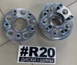 [R20Store] Проставка колесная, Infiniti/Nissan 40-50 мм в Тюмени