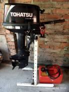 Продам лодочный мотор Tohatsu 9,8 BS