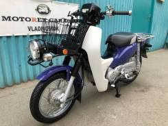 Honda Super Cub 50, 2016
