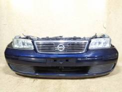 Nose cut Nissan Sunny 2003 FB15 QG15DE [263817]