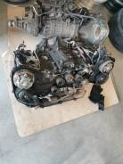 Двигатель и КПП субару
