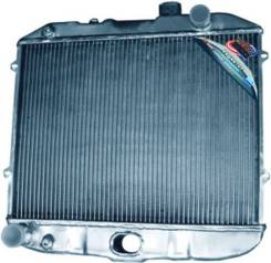 Радиатор УАЗ 3162 дв. УМЗ 421310, УАЗ 31602 дв. ЗМЗ 409210 и мод., без/с