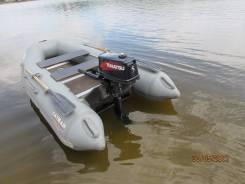 Лодка Кайман комплект лодка + мотор