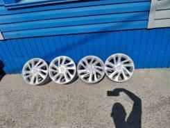 Комплект оригинальных литых дисков vaz