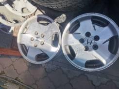 Комплект оригинальных литых дисков Honda