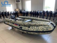 Лодка Солар 420 Стрела JET + Mikatsu M30JHS