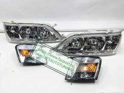 Комплект Фары + Габариты Toyota Cresta 100 под Ксенон