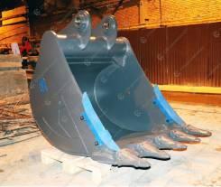 Ковш усиленный V-1,0 м3 для Komatsu PC220-