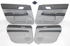 Обшивка дверей (комплект) XT Subaru Forester SG5