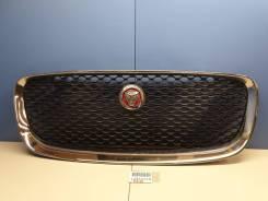 Решетка радиатора Jaguar F-PACE X761 2016- [T4N12772]
