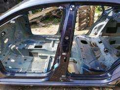 Стойка кузова Volkswagen Polo 2013 [6RU809219] 602 CFNA, левая