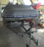 Лодка Ротан 420 + телега