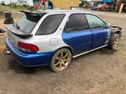 Subaru Impreza WRX STI, 1996