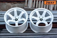 Комплект дисков Volk Racing TE37SL R17 9j/10j 5*114.3 (D112 D113)