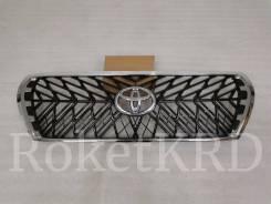 Решетка Радиатора Toyota land cruiser 200 12-2015 г TRD
