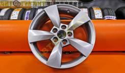 Комплект новых литых дисков Khomen Wheels ( KHW 1504 Rapid R15 5*100