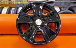 Комплект новых литых дисков Khomen Wheels (KHW 1601 Duster)R16 5*114.3