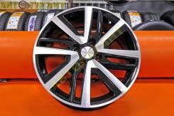 Комплект новых литых дисков Khomen Wheels KHW 1609 Xray R16 4*100