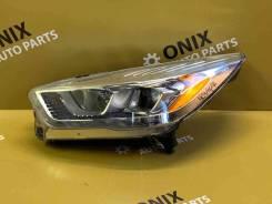 Фара Левая Ford Kuga [2209863, 2069435, 2361414, GV4113D155, GV4113D155AG, GV4113W030CH], передняя