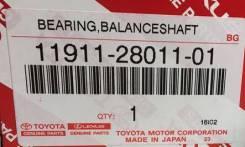 Toyota Lexus Вкладыш балансирных валов 119112801001