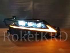 Фары Toyota Camry 70 LED стиль Lexus