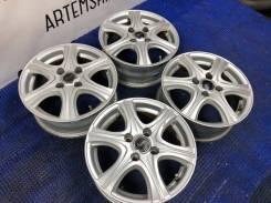 Литые диски из Японии Arreest R14 4/100