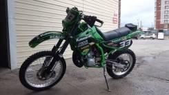 Kawasaki KDX 250SR, 1993