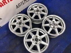 Фирменные литые диски из Японии Bridgestone Toprun R14 4/100