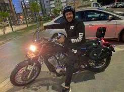 Прокат мотоцикла с водителем