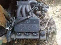 Продам двигатель 1MZ-FE в сборе с коробкой
