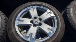 """=Оригинал= Комплект дисков Toyota 18"""" 5x114.3 7.5J ET45"""