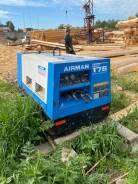 Продам винтовой дизельный компрессор Airman 175