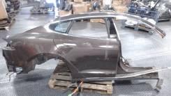Часть кузова (вырезанный элемент), Tesla Model S, правая задняя
