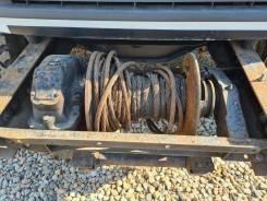 Механическая лебедка ГАЗ 3308