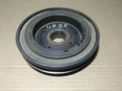 Шкив коленвала Mitsubishi 4D56 (1 Ремень) MD160546