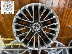 Новые диски Lexus F Sport R19 8,5J ET35 5*114.3